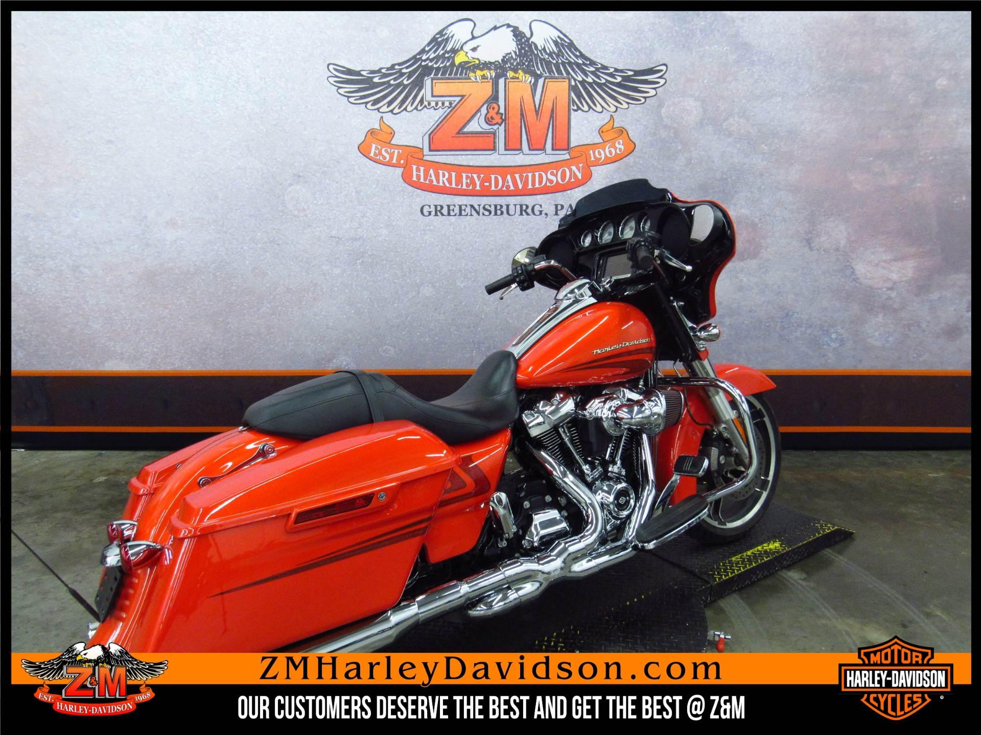 2017 Harley-Davidson Street Glide Special 3