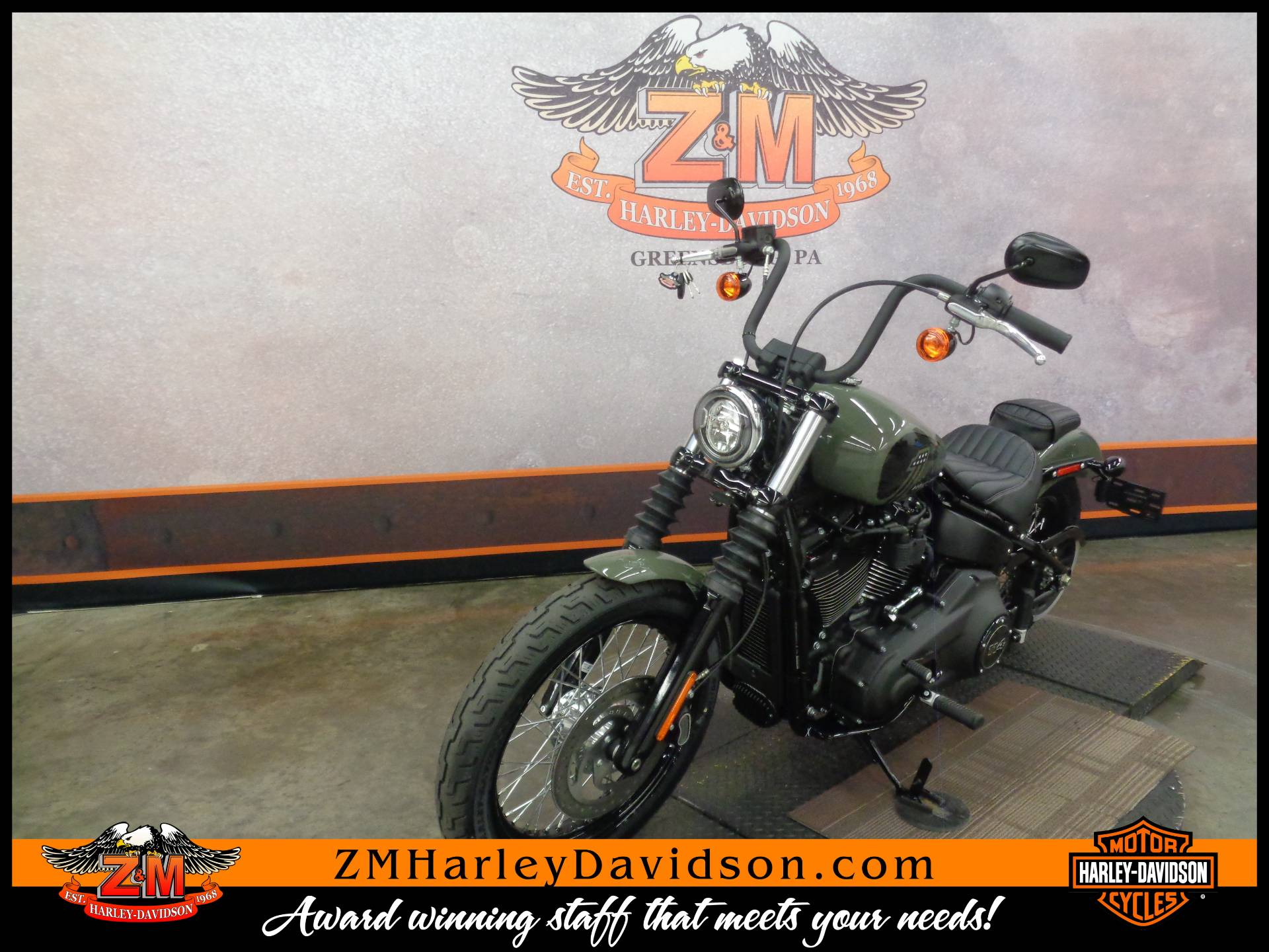 2021 Harley-Davidson Street Bob® 114 in Greensburg, Pennsylvania - Photo 5