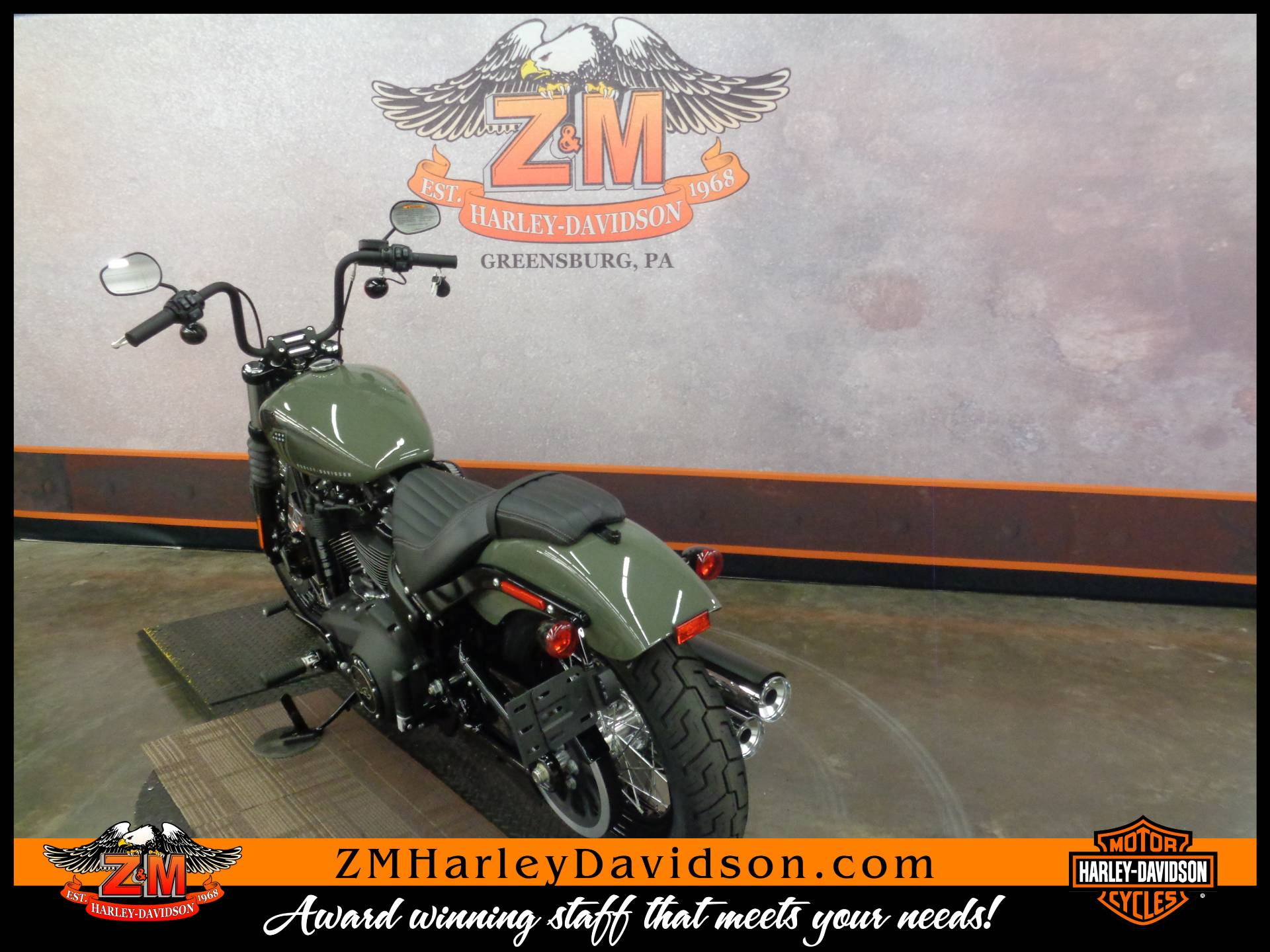 2021 Harley-Davidson Street Bob® 114 in Greensburg, Pennsylvania - Photo 6