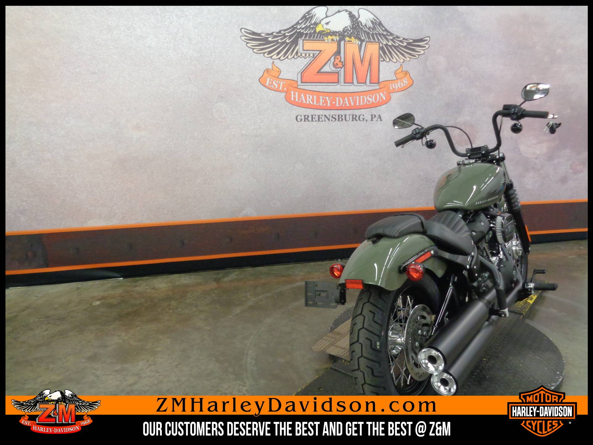 2021 Harley-Davidson Street Bob® 114 in Greensburg, Pennsylvania - Photo 3