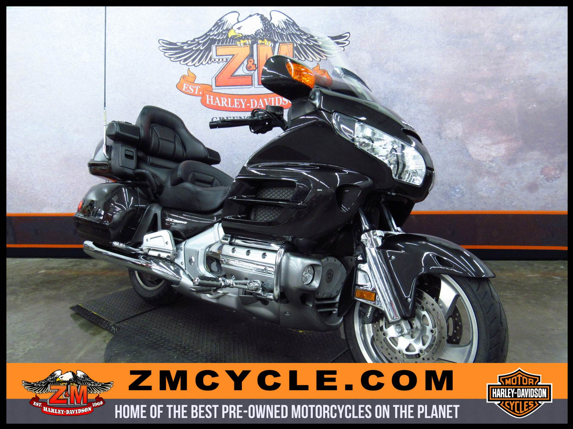 2010 Gold Wing Navi XM