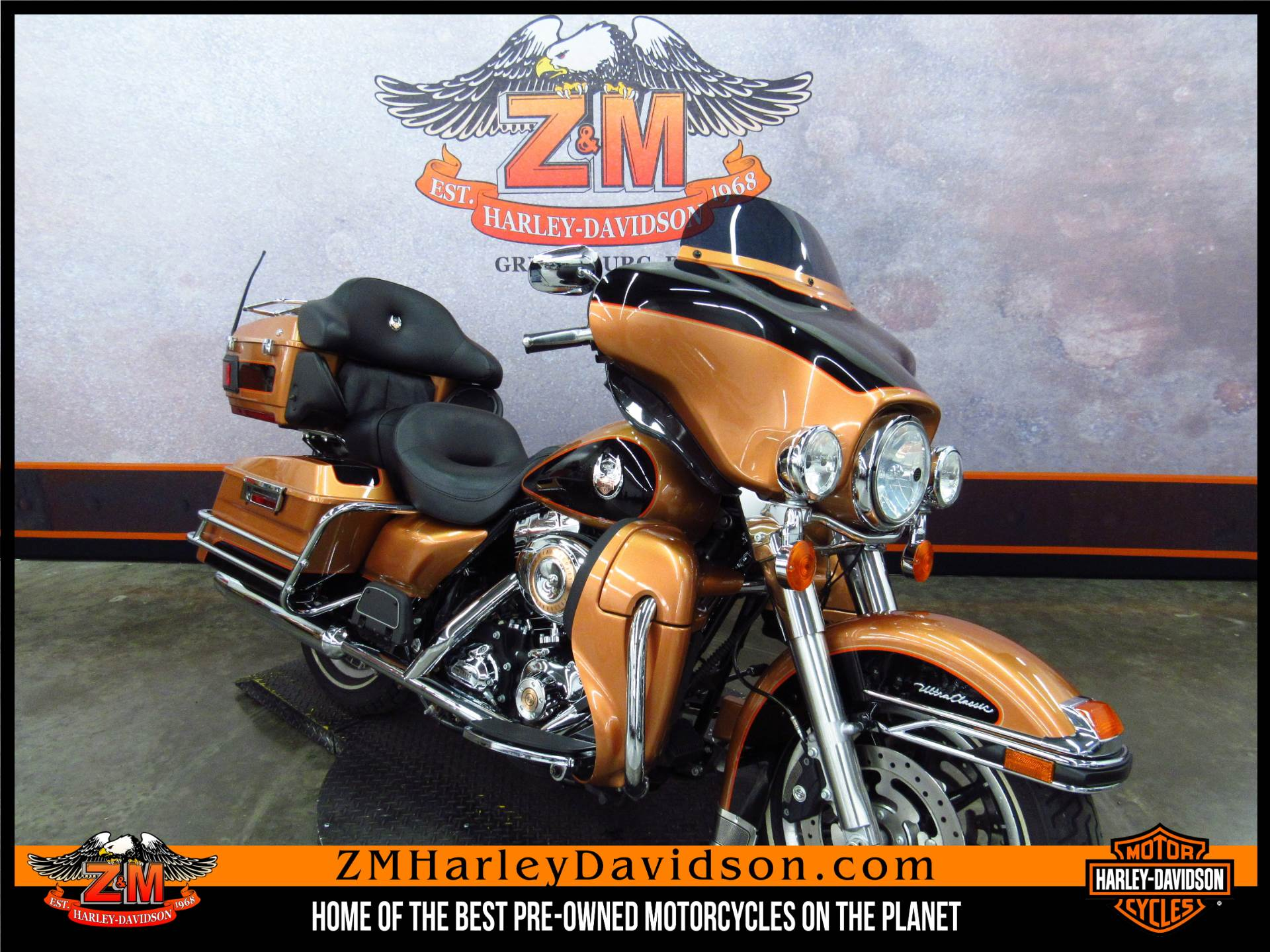 2008 Harley-Davidson Ultra Classic® Electra Glide® in Greensburg, Pennsylvania