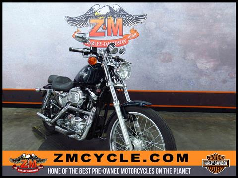2001 Harley-Davidson XL 1200C Sportster® 1200 Custom in Greensburg, Pennsylvania