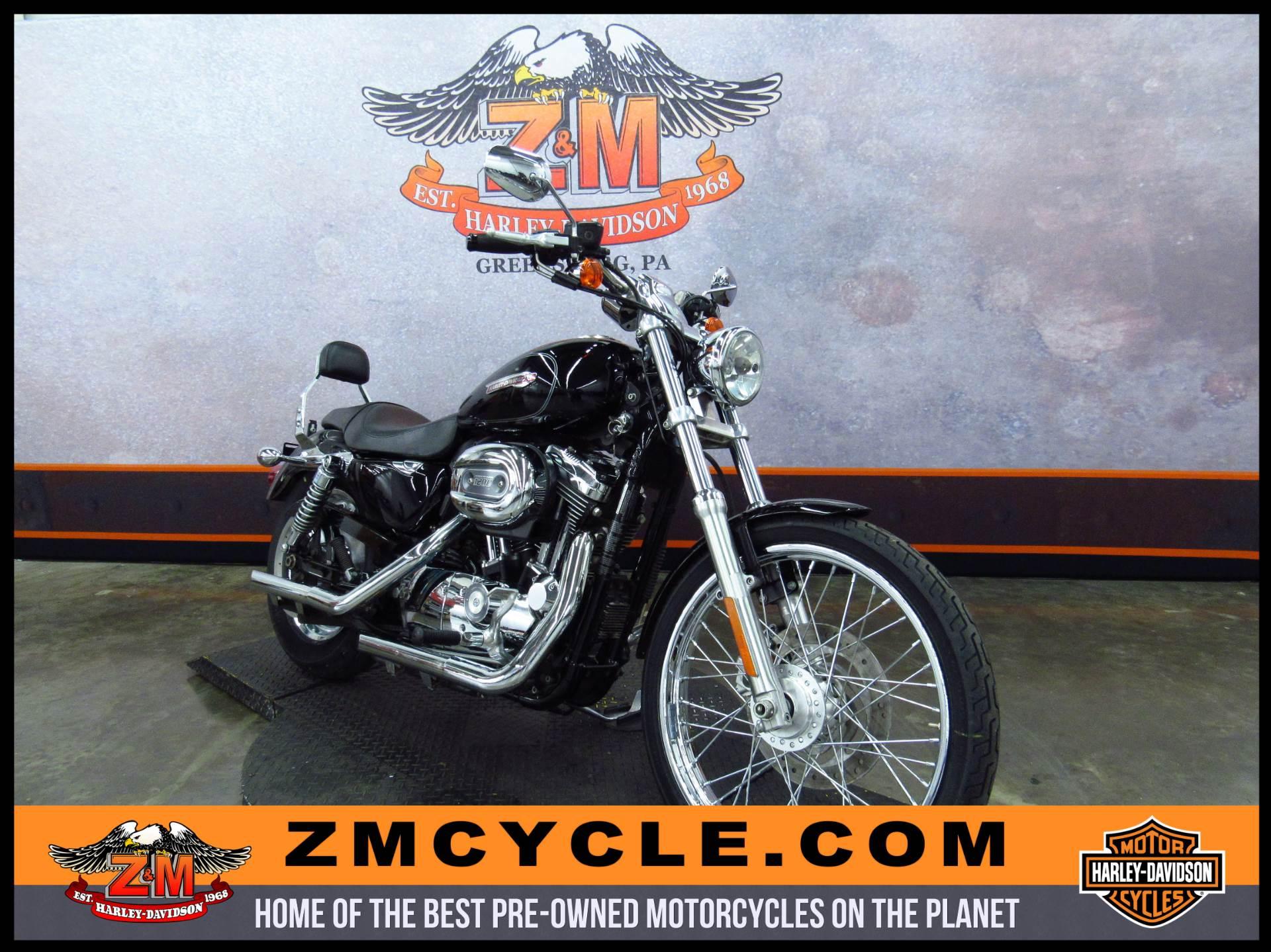 2010 Sportster 1200 Custom