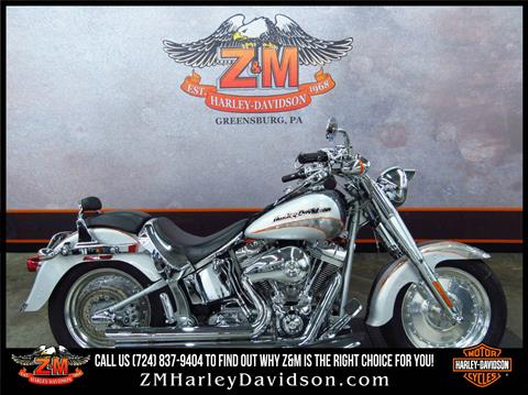 2005 Harley-Davidson FLSTFSE Screamin' Eagle® Fat Boy® in Greensburg, Pennsylvania