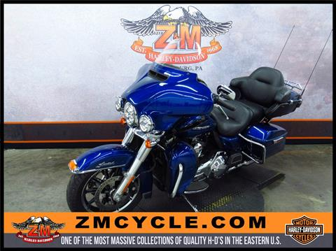 2015 Harley-Davidson Ultra Limited in Greensburg, Pennsylvania