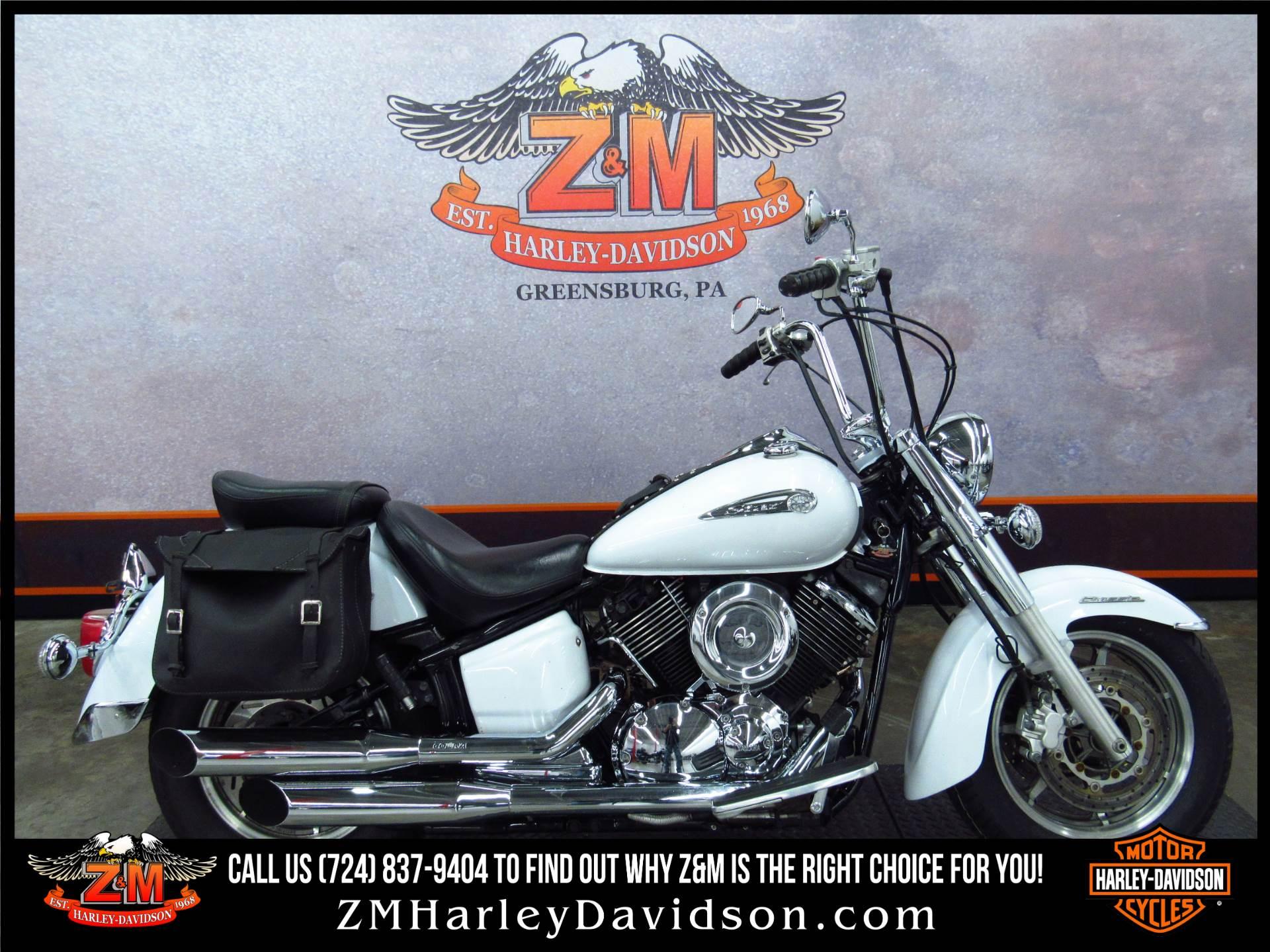 2008 Yamaha V Star® 1100 Classic Motorcycles Greensburg Pennsylvania