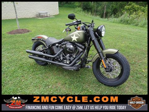 2017 Harley-Davidson Softail Slim® S in Greensburg, Pennsylvania