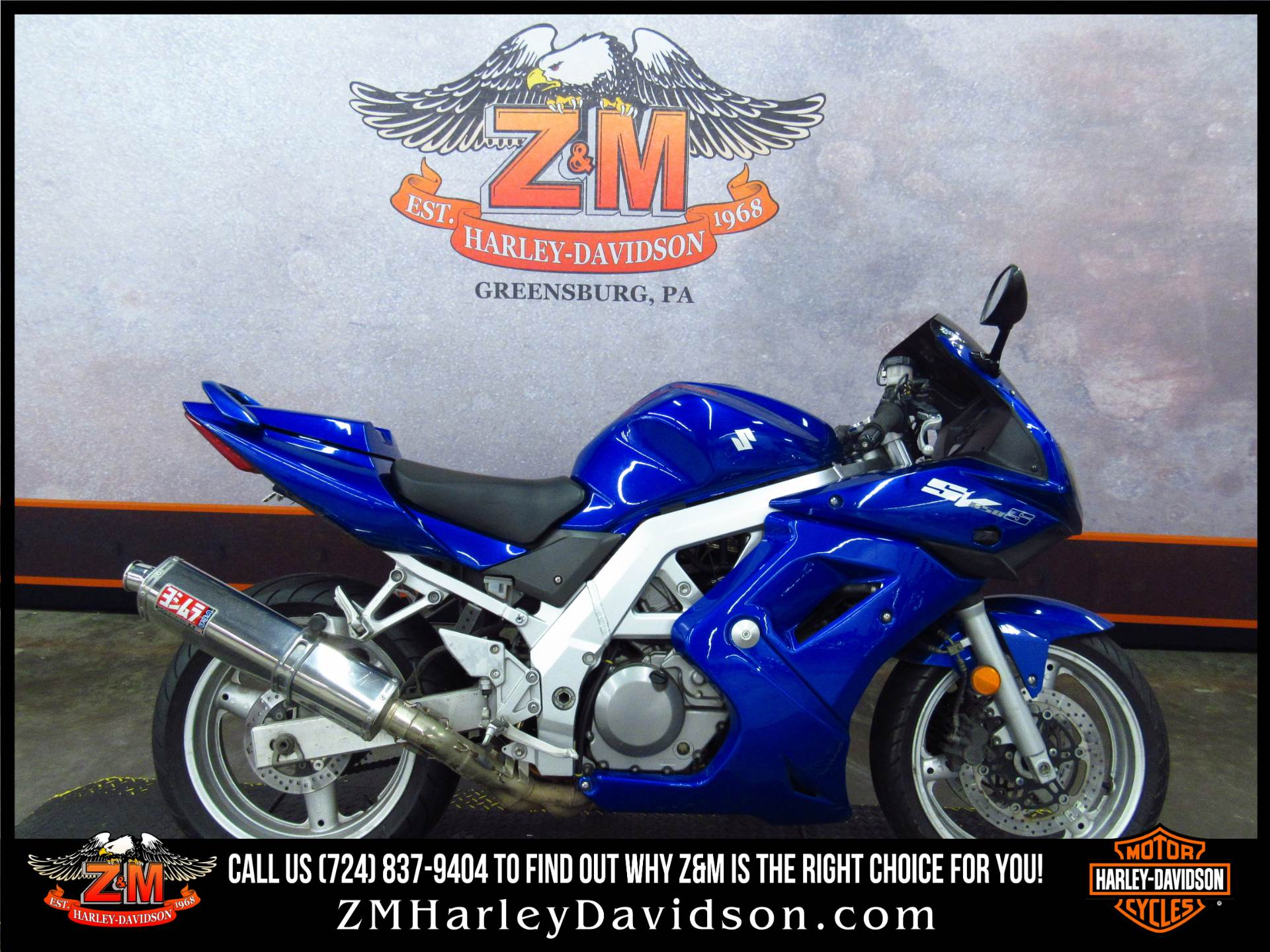 2004 Suzuki SV650S for sale 23668