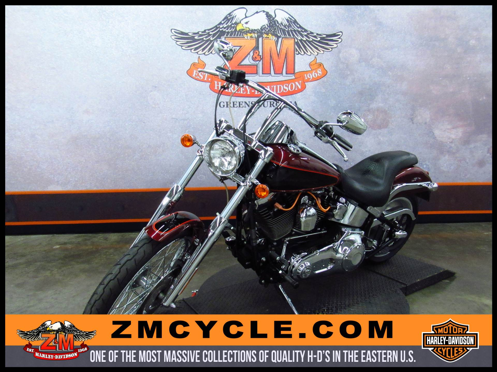2000 Harley-Davidson FXSTD Softail® Deuce™ in Greensburg, Pennsylvania