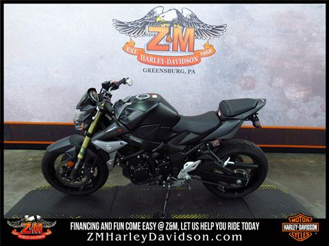 2015 Suzuki GSX-S750 in Greensburg, Pennsylvania - Photo 4