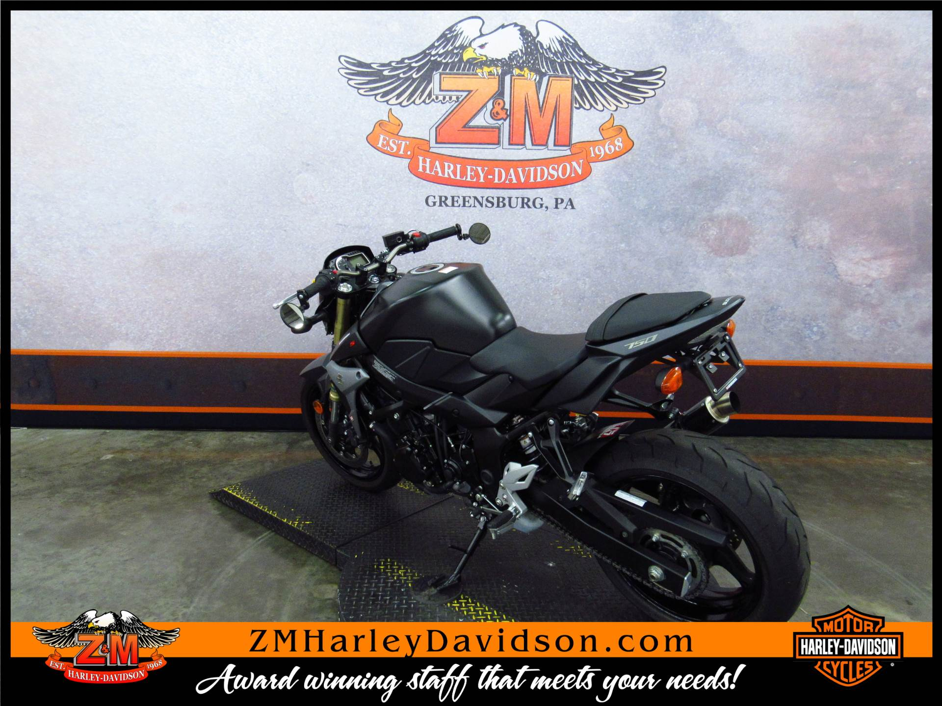 2015 Suzuki GSX-S750 in Greensburg, Pennsylvania - Photo 6