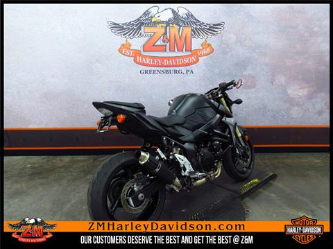 2015 Suzuki GSX-S750 in Greensburg, Pennsylvania - Photo 3