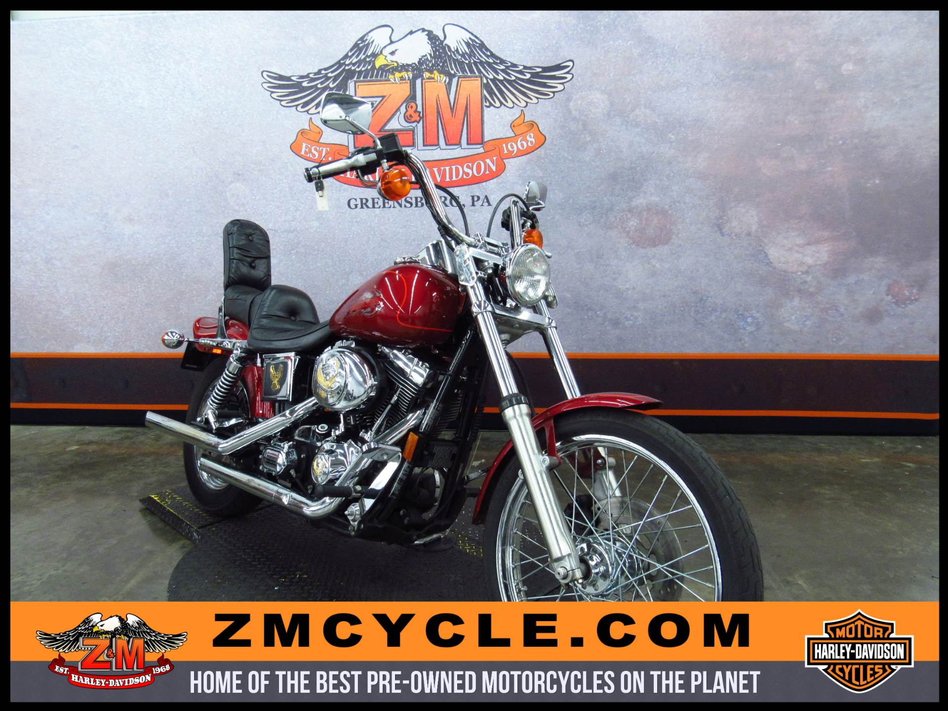 1999 FXDWG Dyna Wide Glide