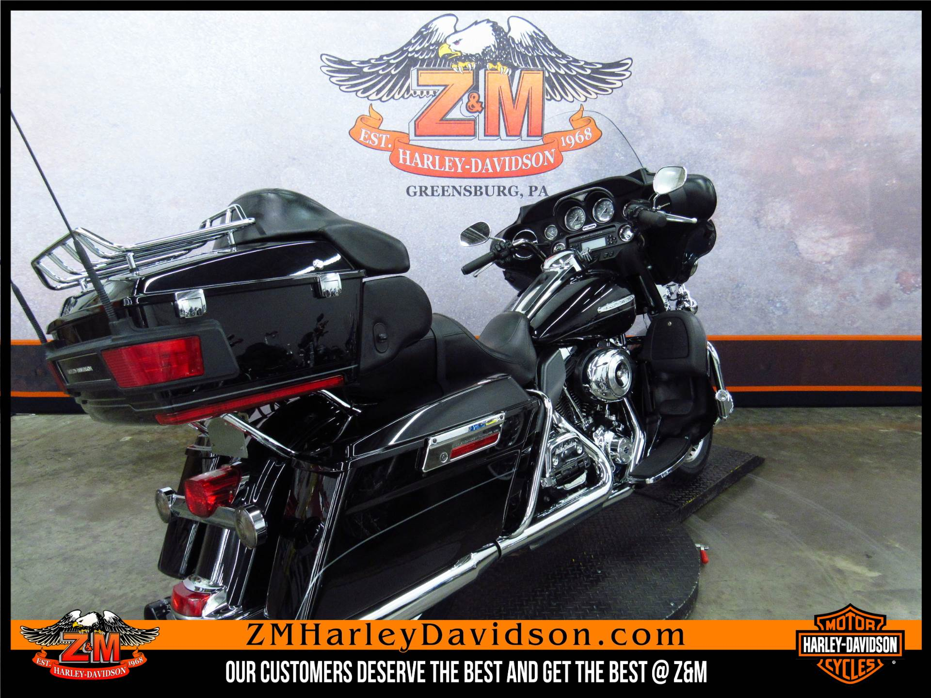 2013 Harley-Davidson Electra Glide® Ultra Limited in Greensburg, Pennsylvania