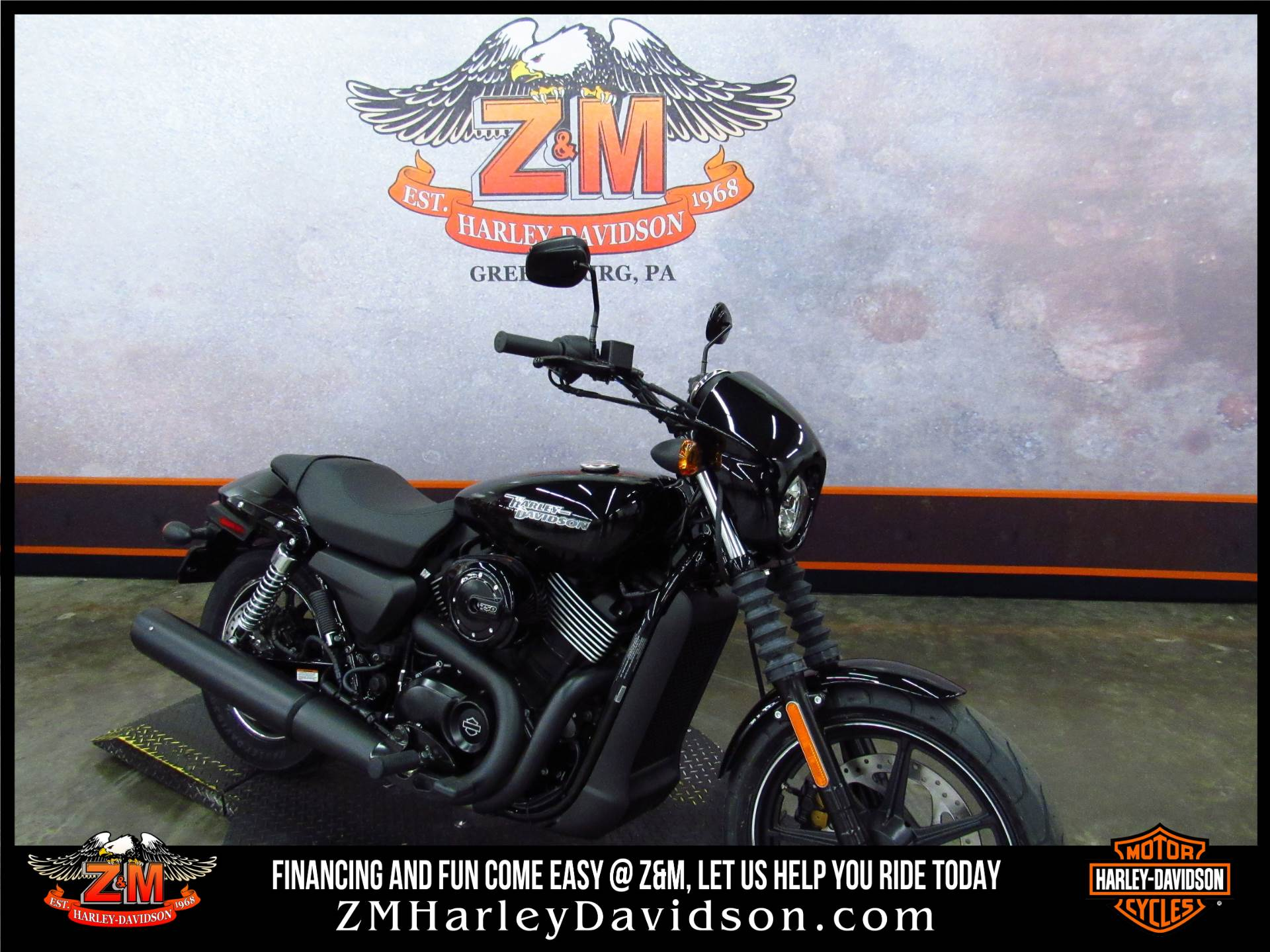 2019 Harley-Davidson Street® 750 in Greensburg, Pennsylvania