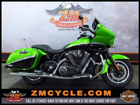 2012 Kawasaki Vulcan® 1700 Vaquero™ in Greensburg, Pennsylvania