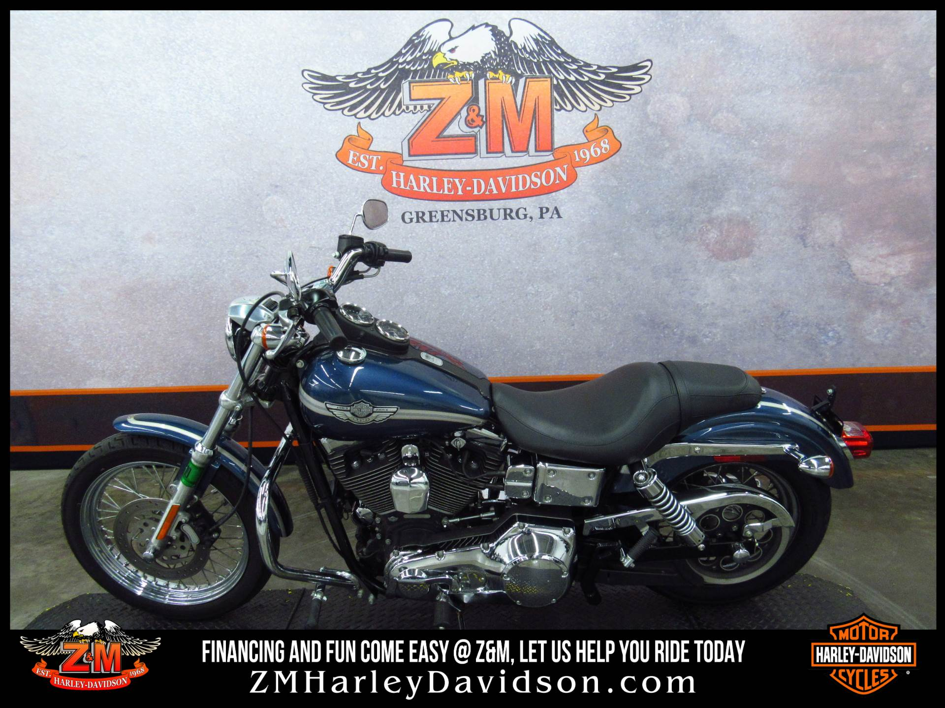 2003 Harley-Davidson FXDL Dyna Low Rider® in Greensburg, Pennsylvania - Photo 4