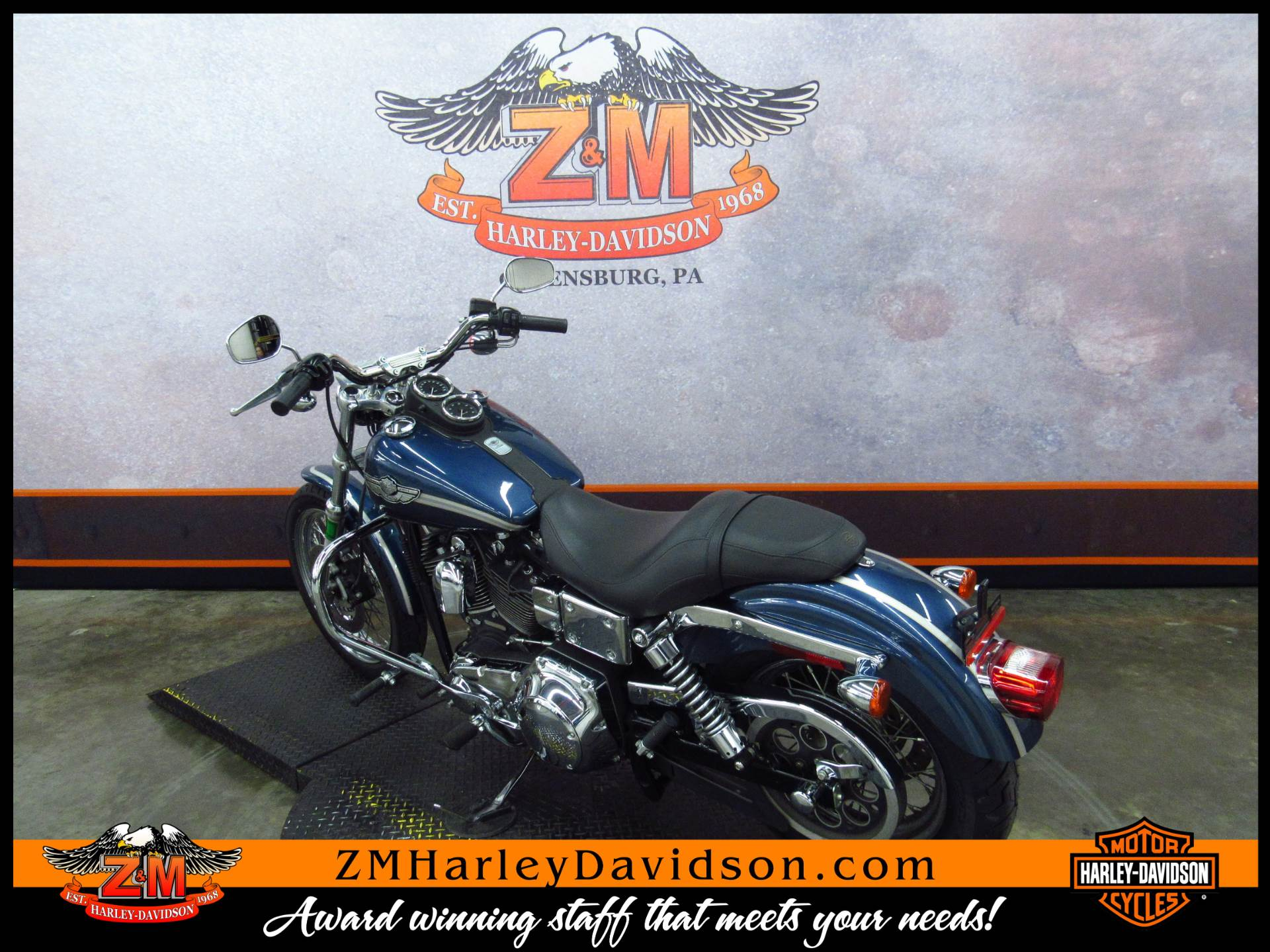 2003 Harley-Davidson FXDL Dyna Low Rider® in Greensburg, Pennsylvania - Photo 6