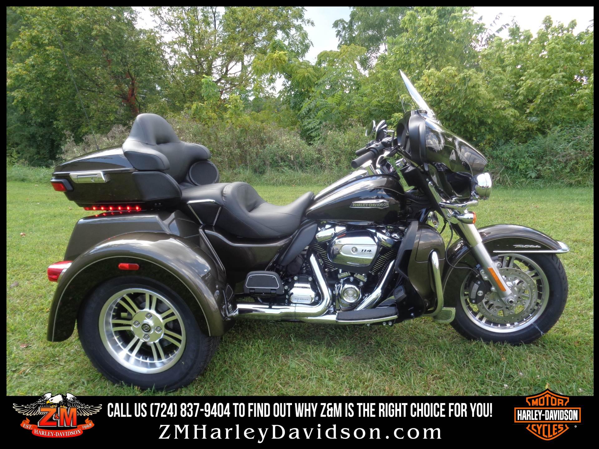 2020 Harley-Davidson Tri Glide® Ultra in Greensburg, Pennsylvania
