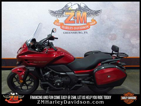 2014 Honda CTX®700 in Greensburg, Pennsylvania - Photo 4