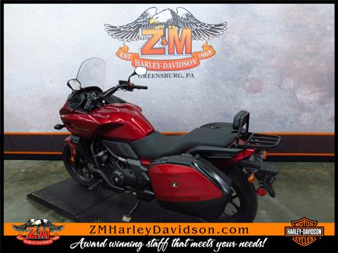 2014 Honda CTX®700 in Greensburg, Pennsylvania - Photo 6