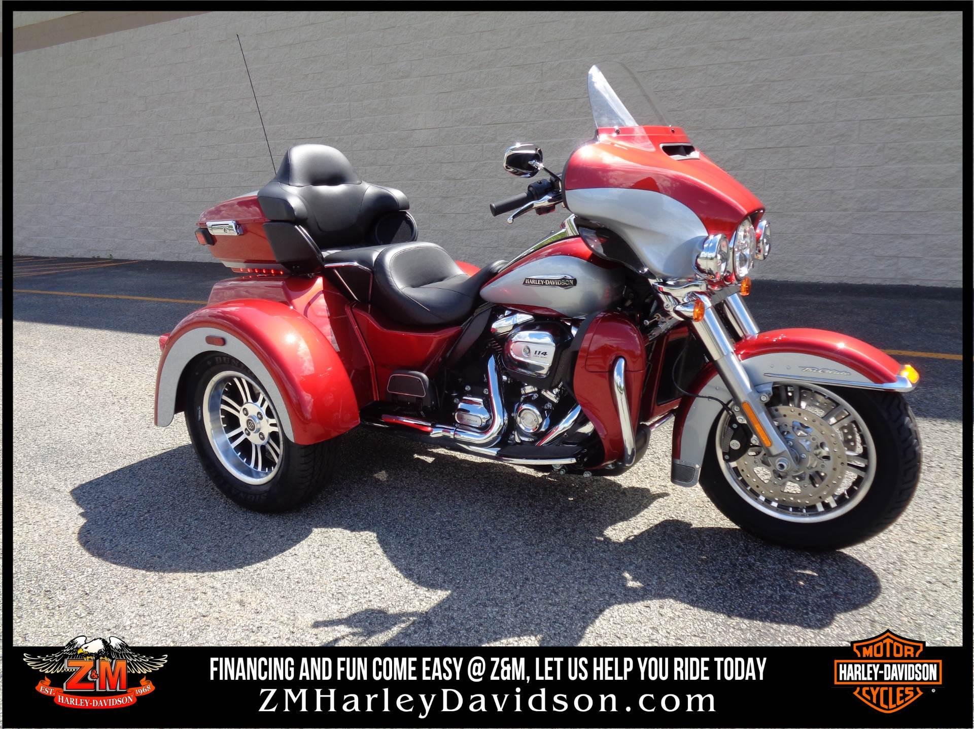 2019 Harley-Davidson Tri Glide Ultra 2
