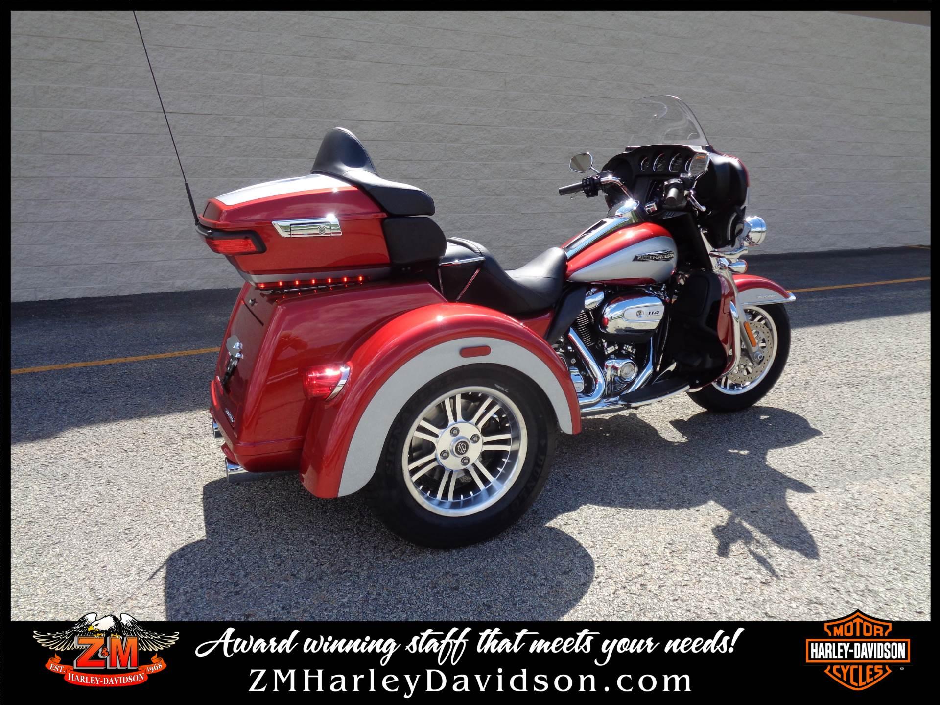 2019 Harley-Davidson Tri Glide Ultra 3