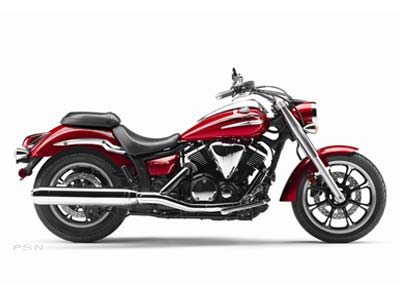 2009 Yamaha V Star 950 in Greensburg, Pennsylvania