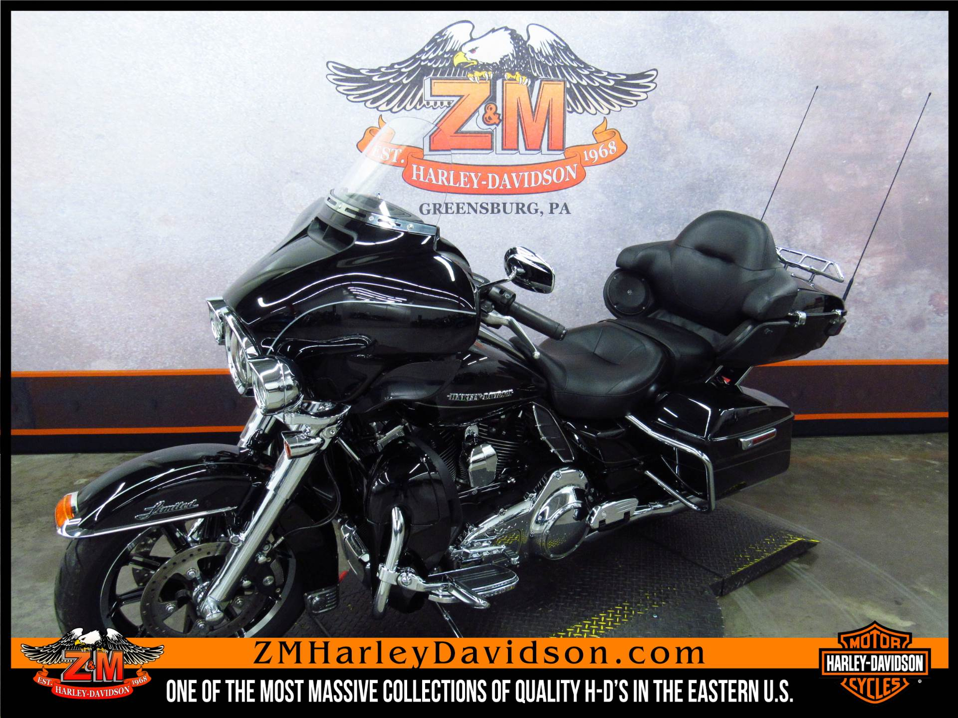 2016 Harley Davidson Ultra Limited In Greensburg Pennsylvania