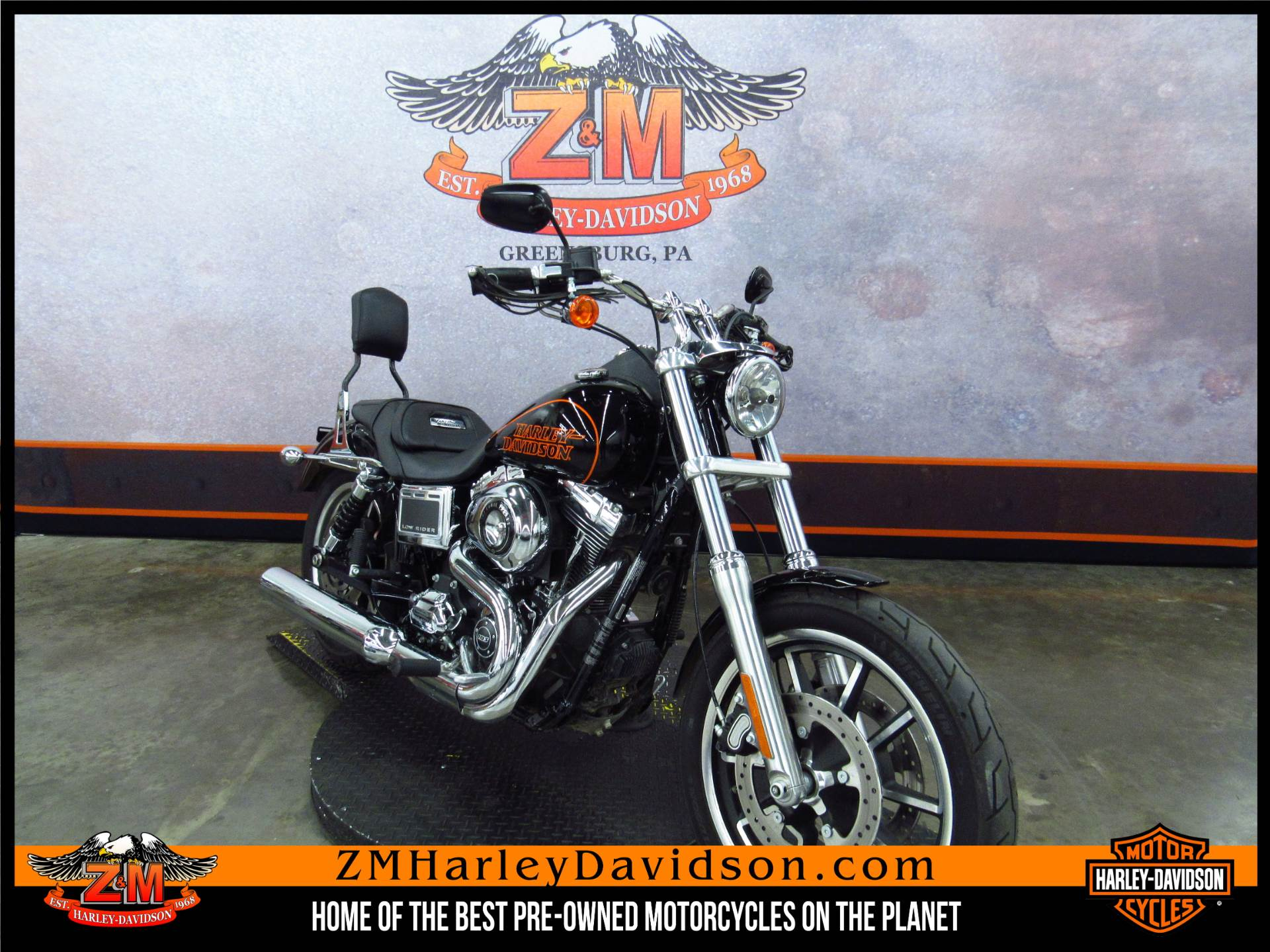 2014 Low Rider