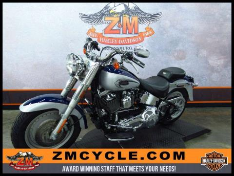 2003 Harley-Davidson FLSTF/FLSTFI Fat Boy® in Greensburg, Pennsylvania