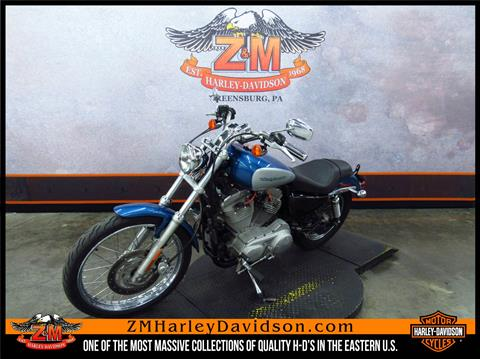 2005 Harley-Davidson Sportster® XL 883C in Greensburg, Pennsylvania