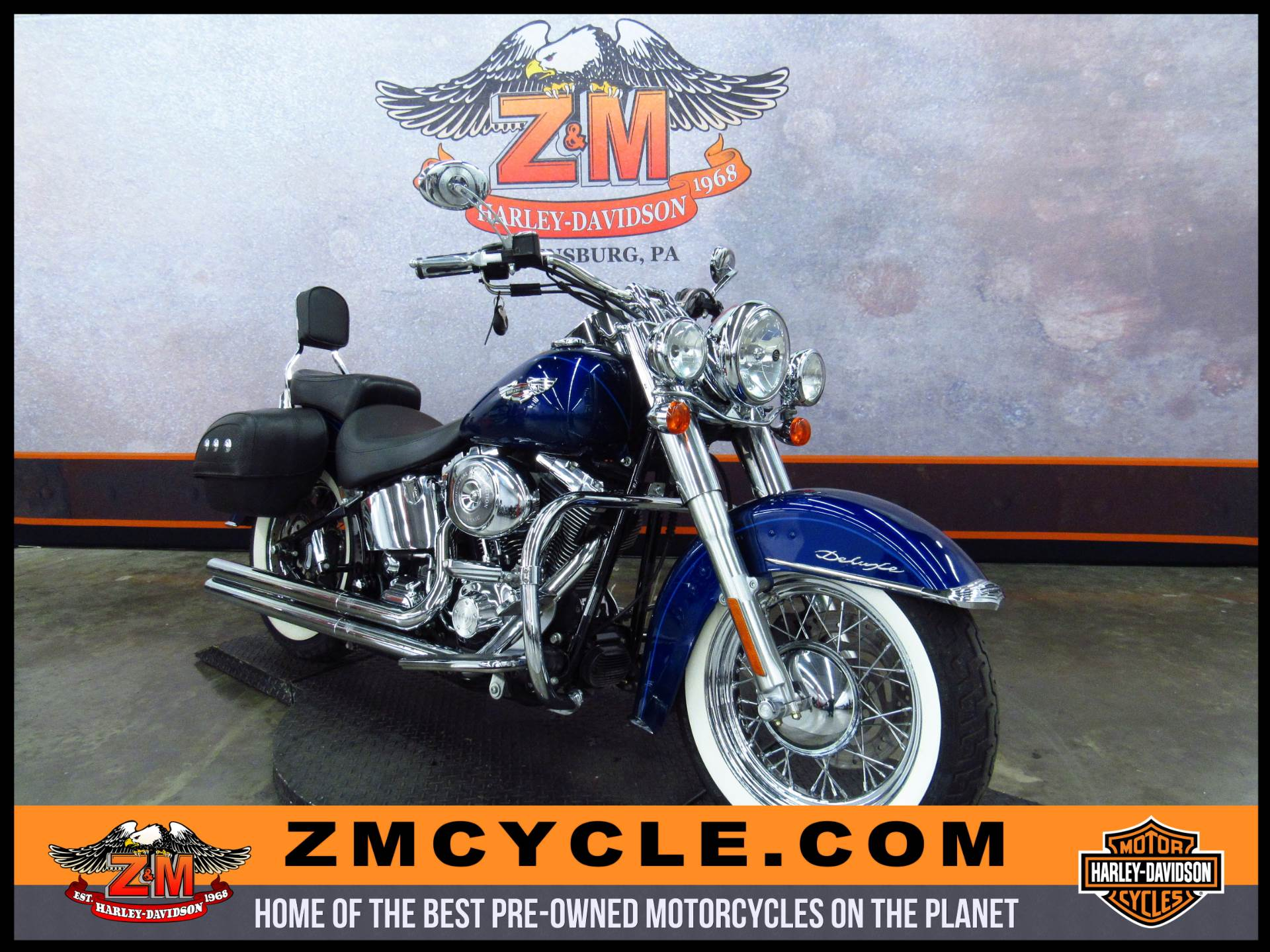 2006 Softail Deluxe