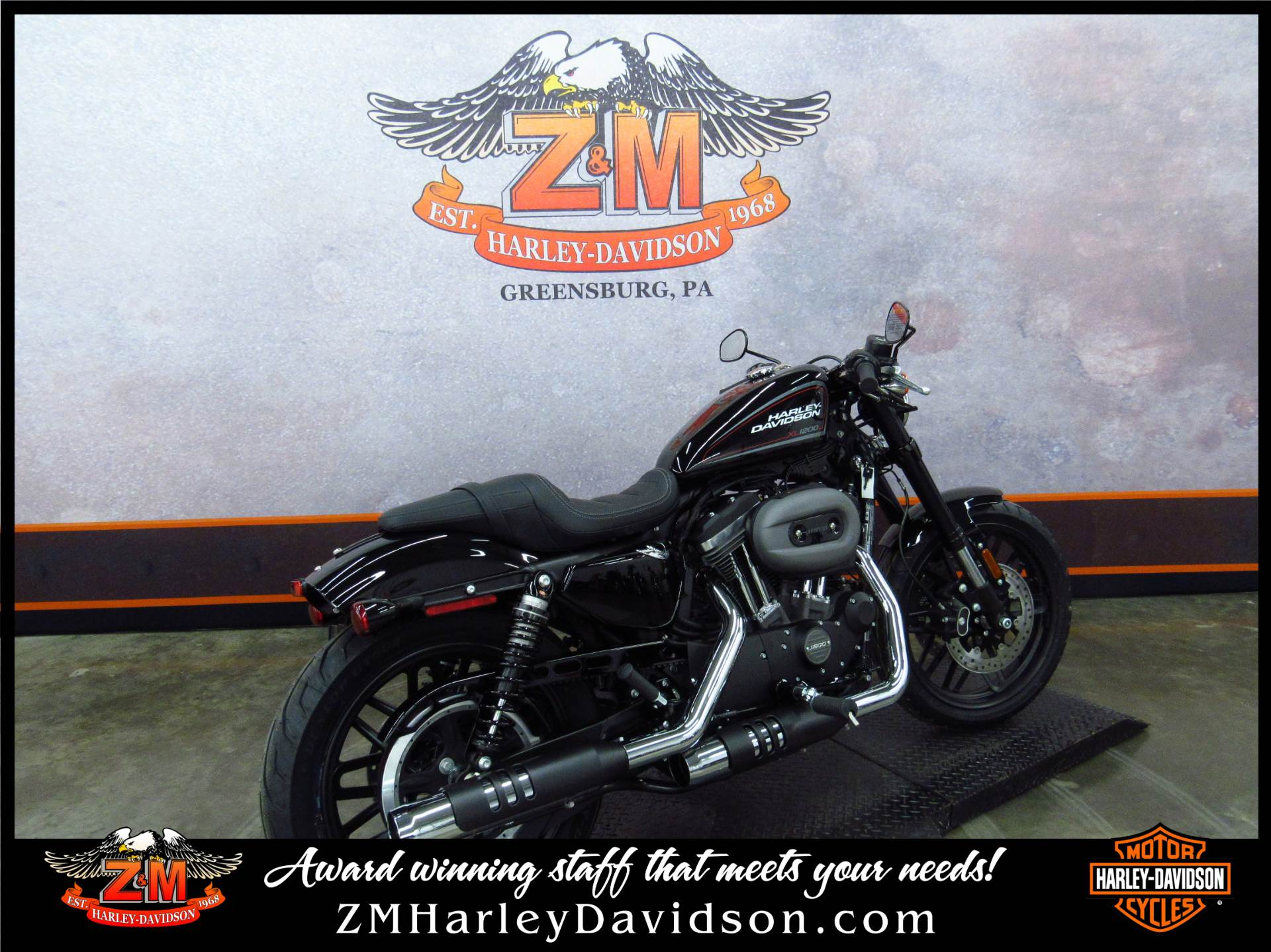 2019 Harley-Davidson Roadster™ in Greensburg, Pennsylvania - Photo 3