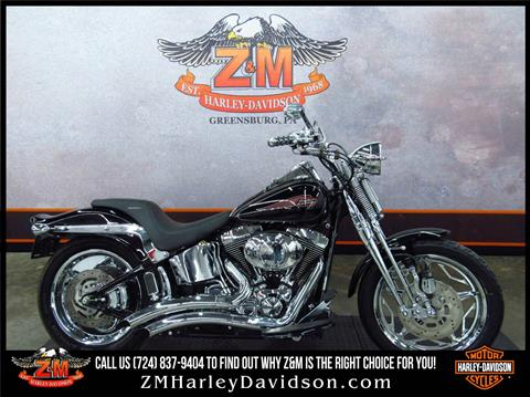 2004 Harley-Davidson FXSTS/FXSTSI Springer® Softail® in Greensburg, Pennsylvania