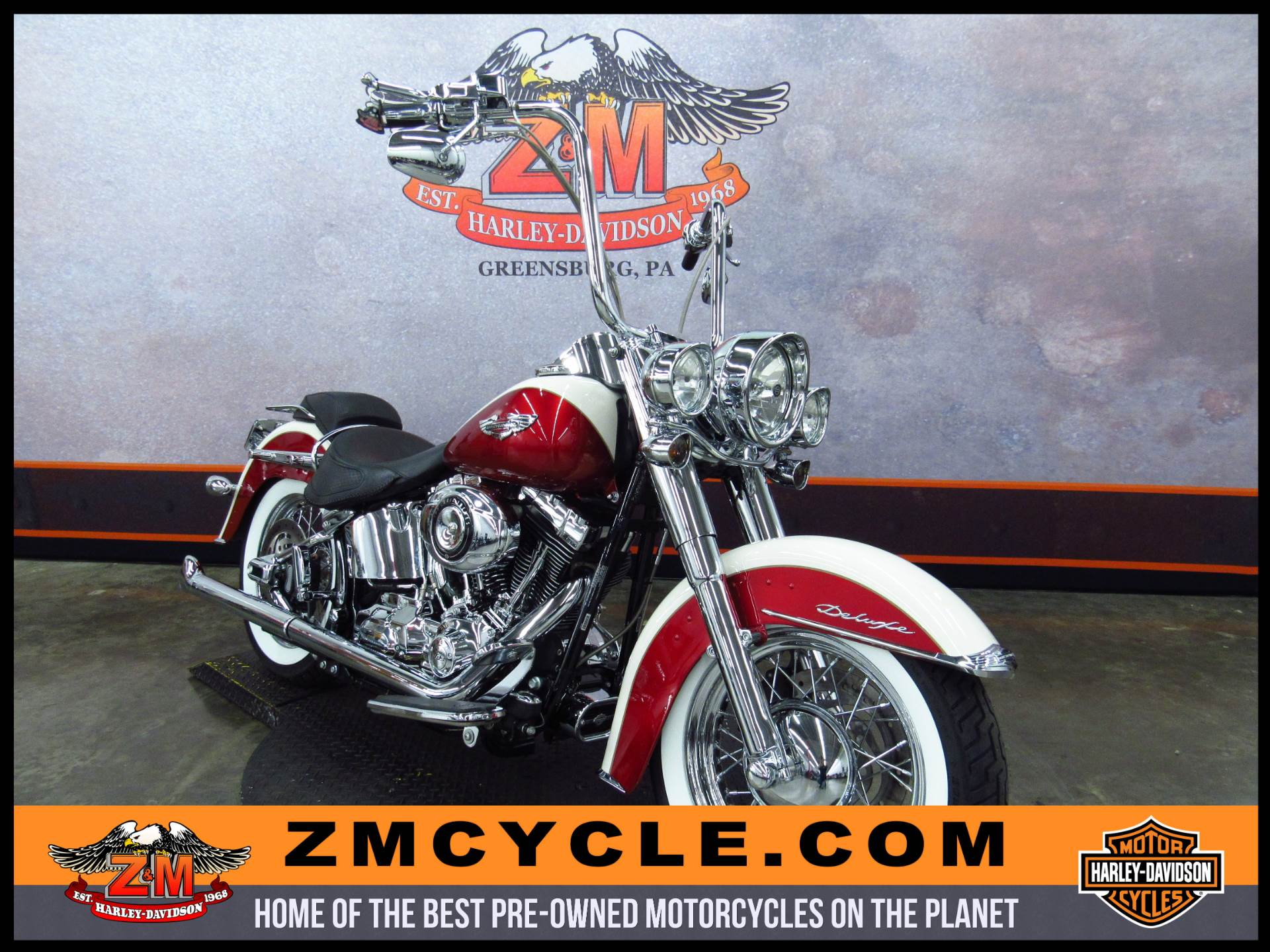 2013 Softail Deluxe