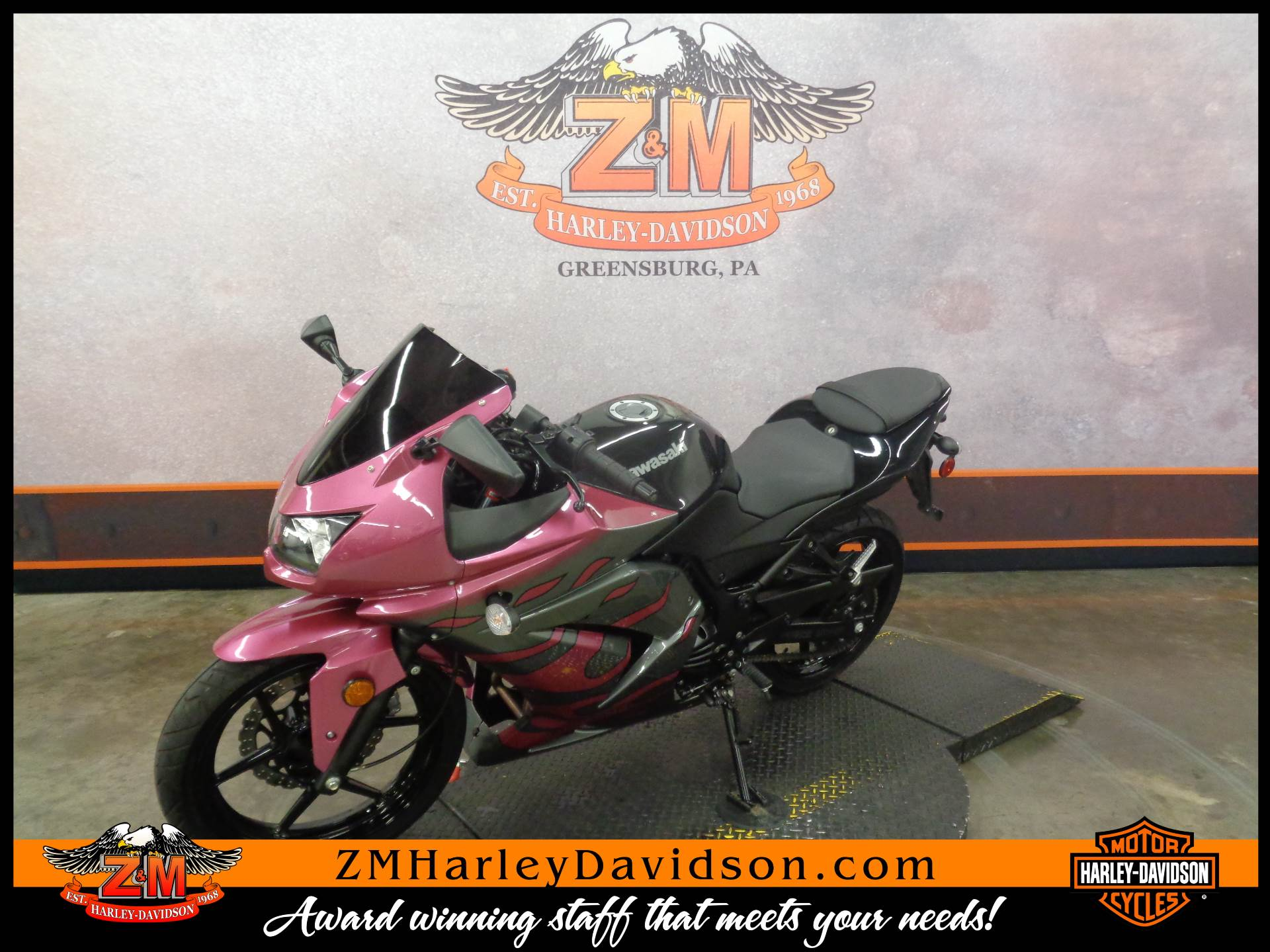 2012 Kawasaki Ninja® 250R in Greensburg, Pennsylvania - Photo 5