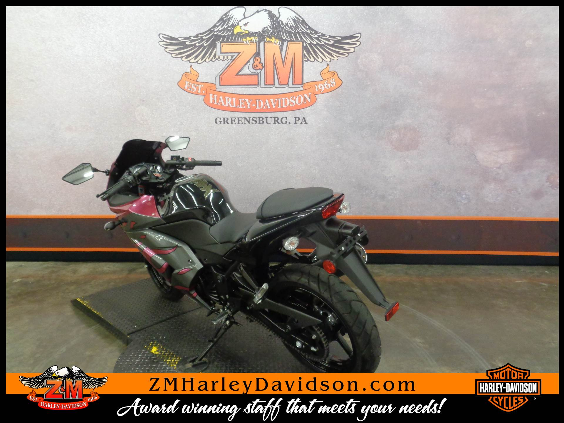 2012 Kawasaki Ninja® 250R in Greensburg, Pennsylvania - Photo 6