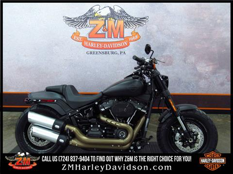 2019 Harley-Davidson Fat Bob® 114 in Greensburg, Pennsylvania