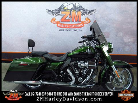 2014 Harley-Davidson CVO™ Road King® in Greensburg, Pennsylvania