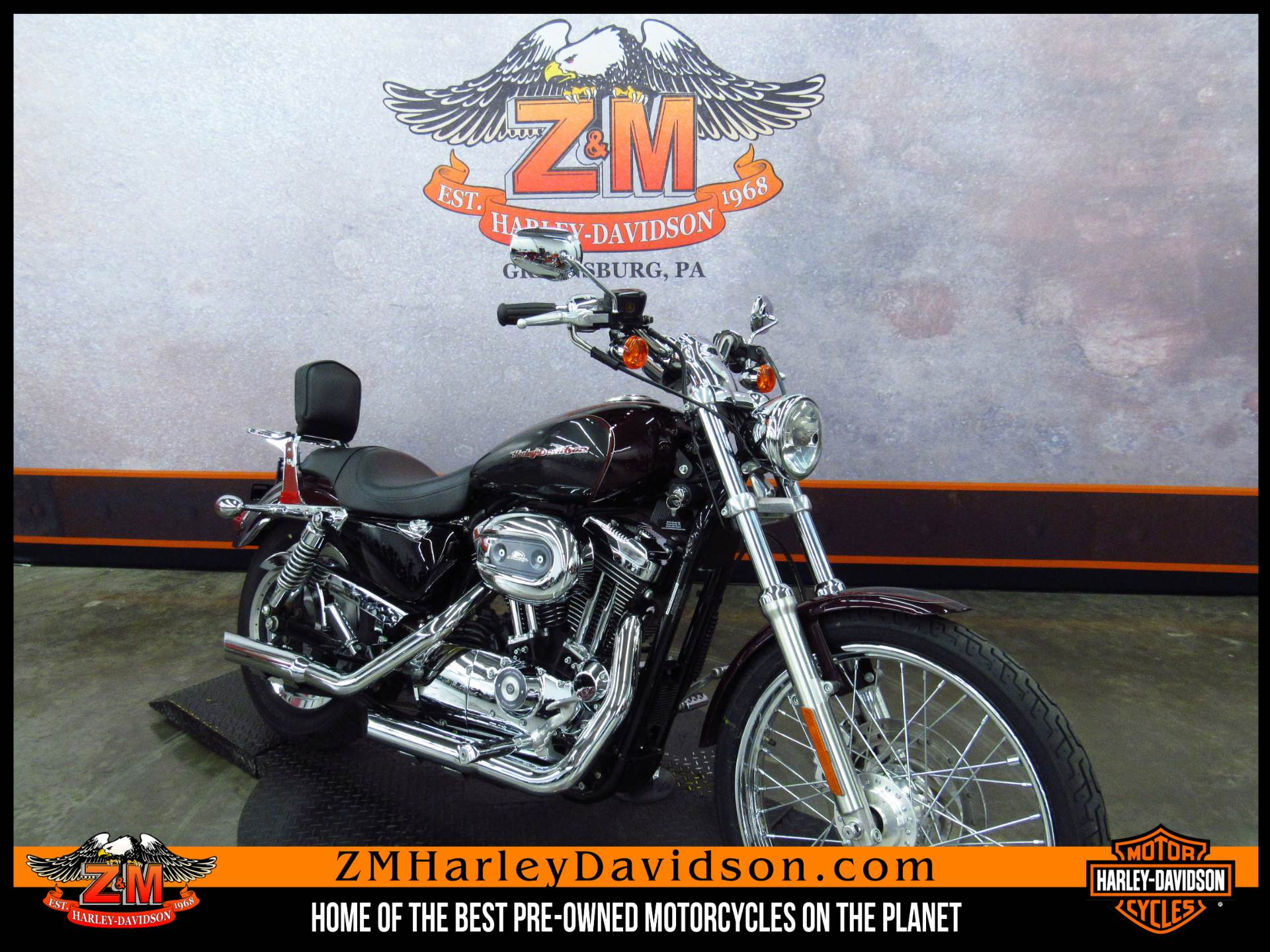 2005 Harley-Davidson Sportster® XL 1200 Custom in Greensburg, Pennsylvania - Photo 2