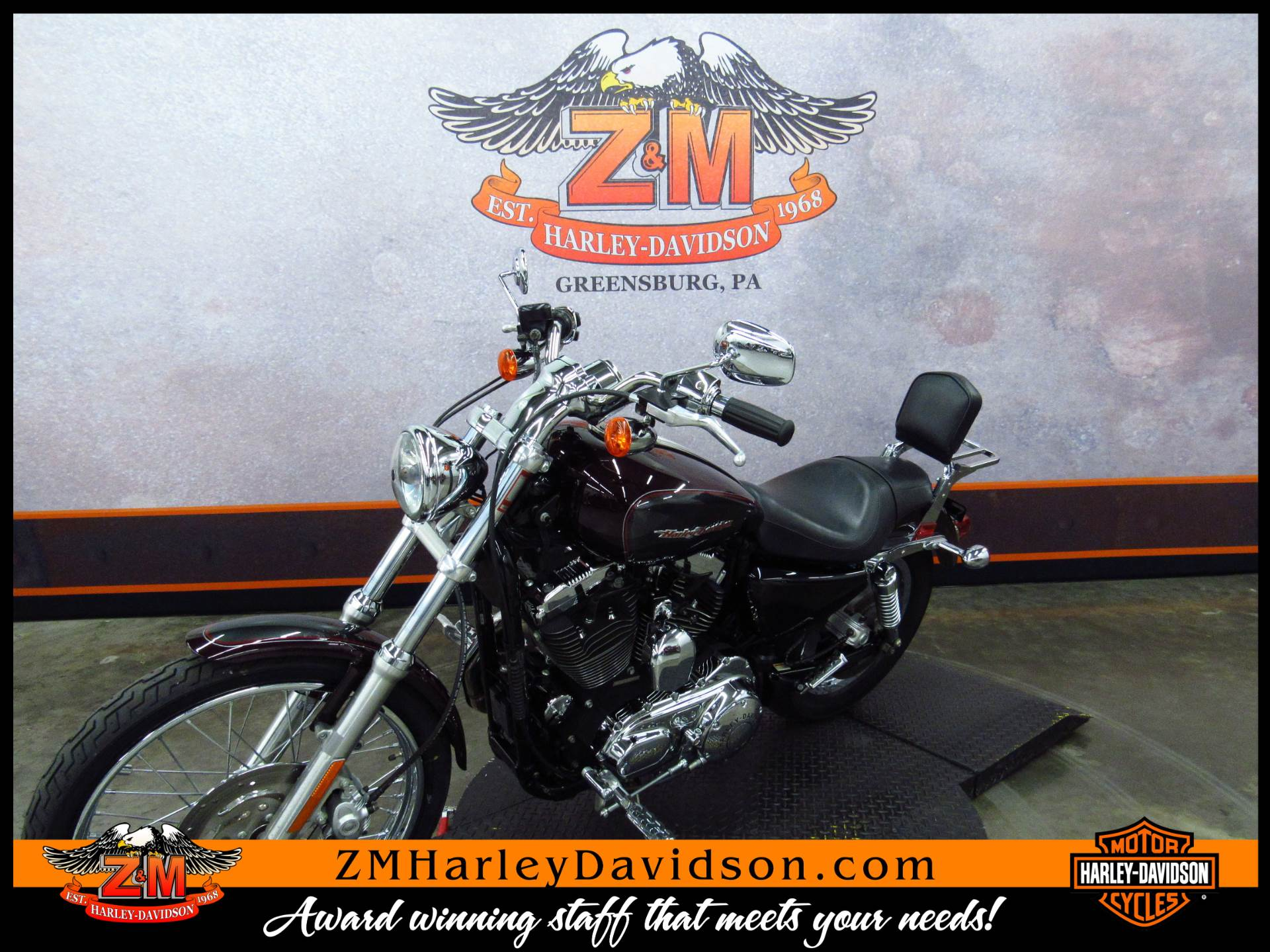 2005 Harley-Davidson Sportster® XL 1200 Custom in Greensburg, Pennsylvania - Photo 5