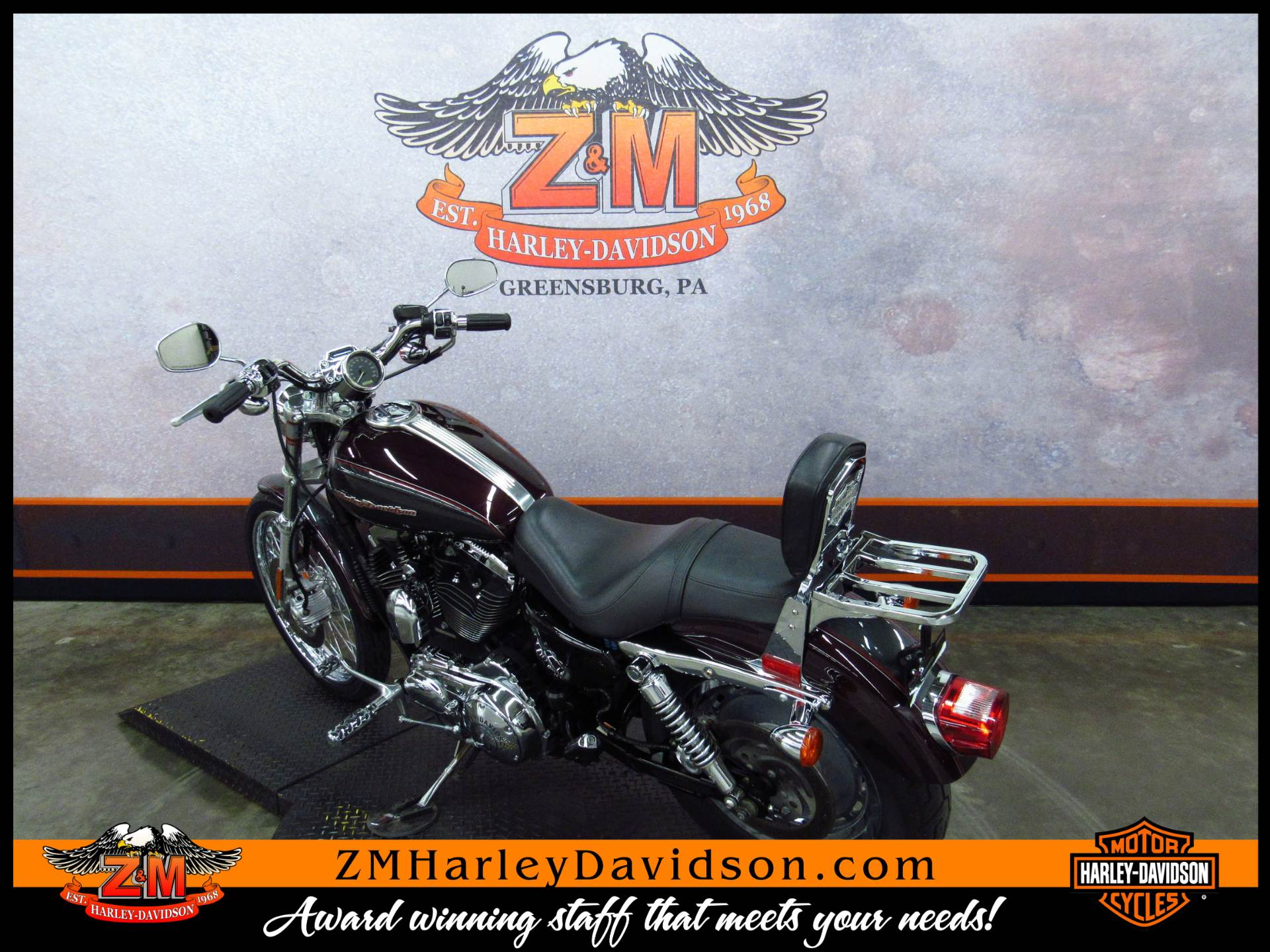 2005 Harley-Davidson Sportster® XL 1200 Custom in Greensburg, Pennsylvania - Photo 6