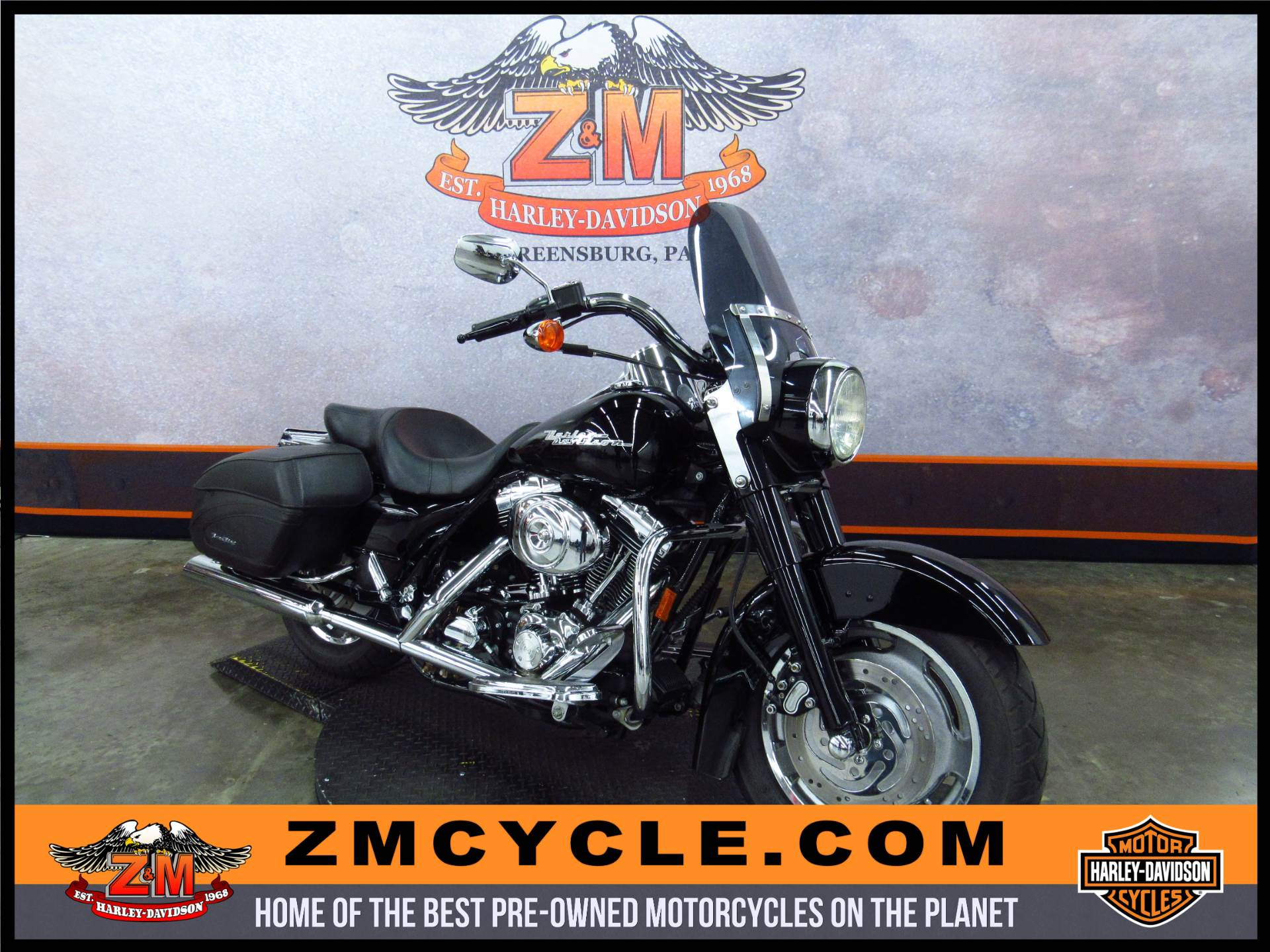 2004 FLHRS/FLHRSI Road King Custom