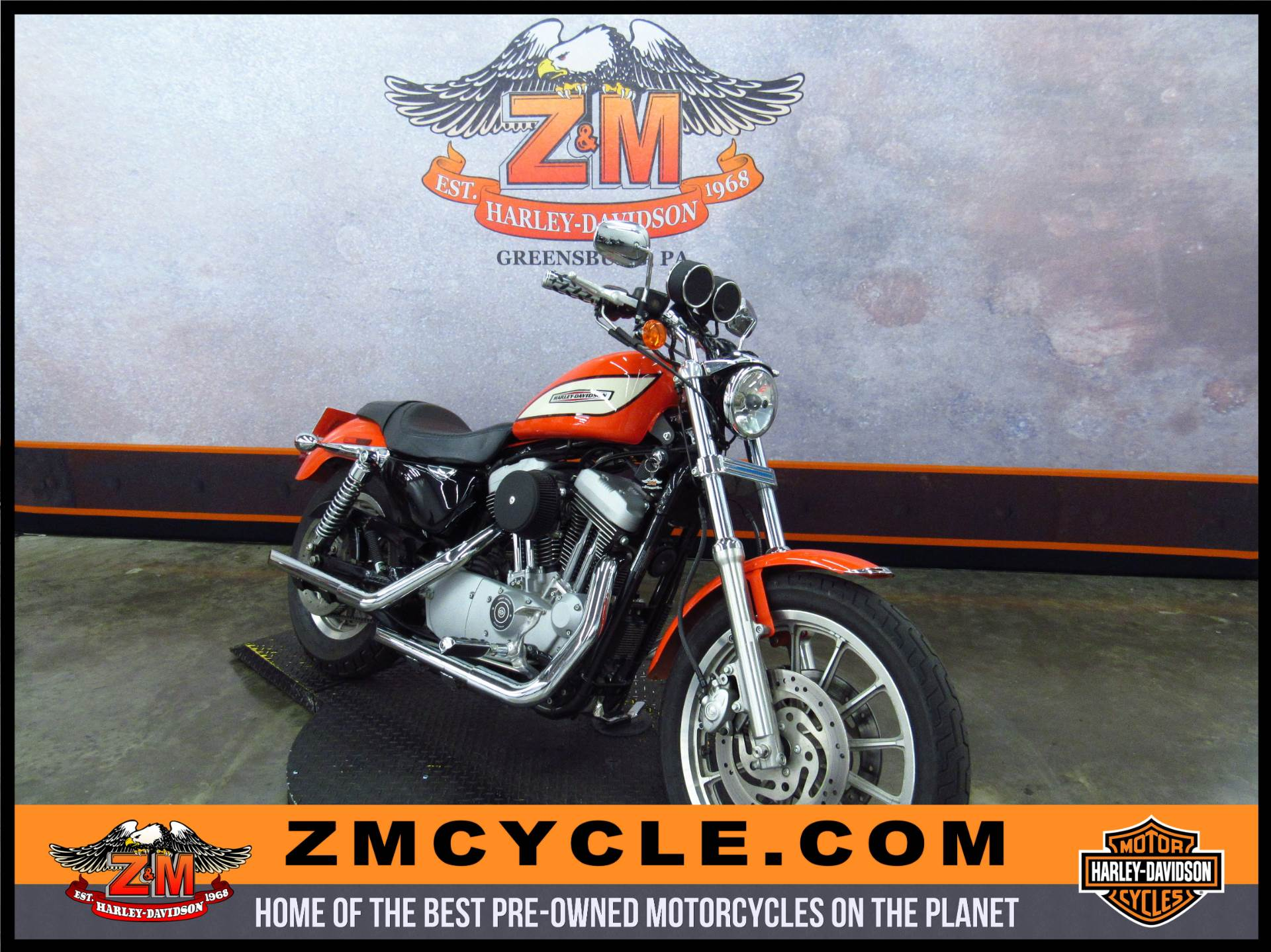 2005 Sportster XL 1200 Roadster