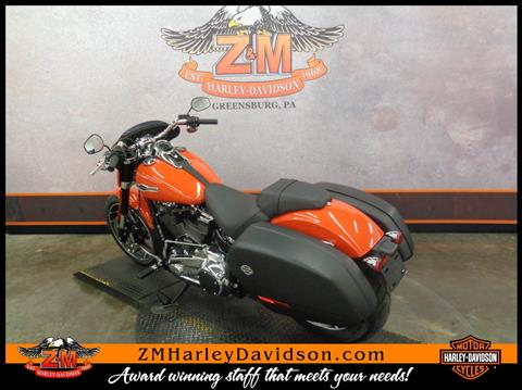 2020 Harley-Davidson Sport Glide® in Greensburg, Pennsylvania - Photo 6