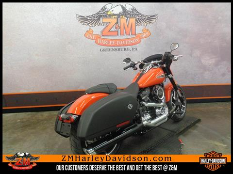 2020 Harley-Davidson Sport Glide® in Greensburg, Pennsylvania - Photo 3