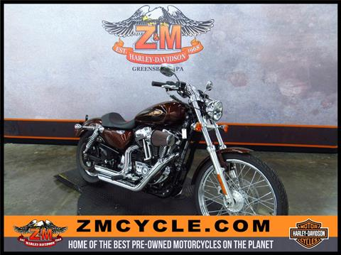 2009 Harley-Davidson Sportster® 1200 Custom in Greensburg, Pennsylvania
