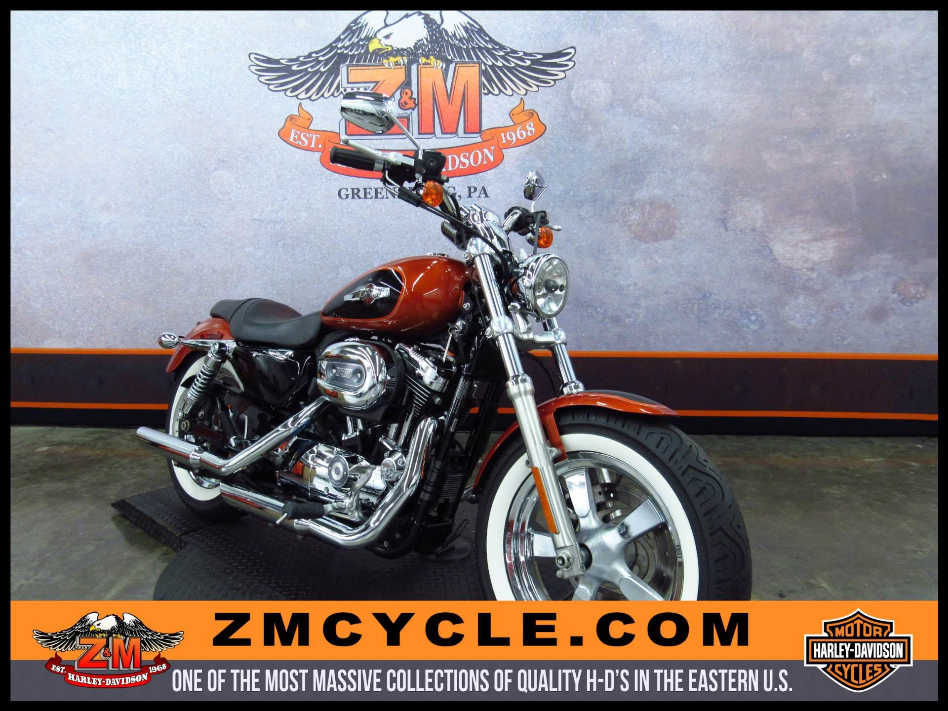 2011 Sportster 1200 Custom